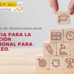 Certificado de profesionalidad Docencia para la formación profesional para el empleo