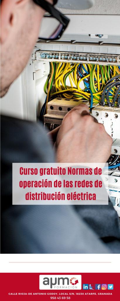 curso normas distribucion electrica aymo formacion granada