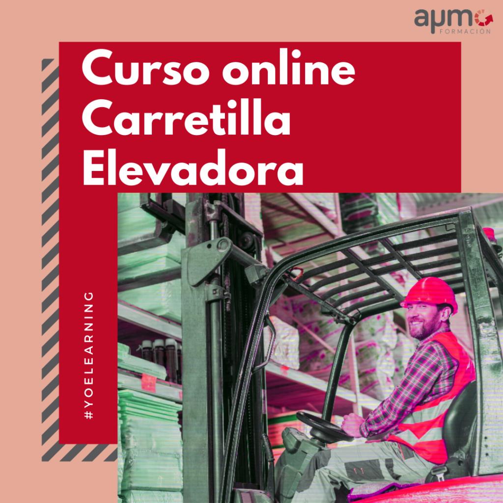 Curso online carretilla elevadora